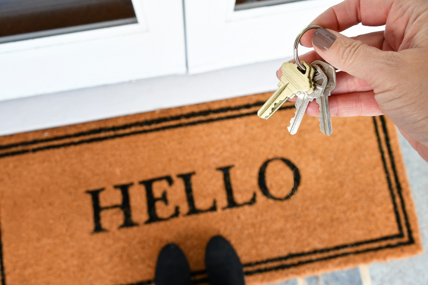 buying first home bad credit