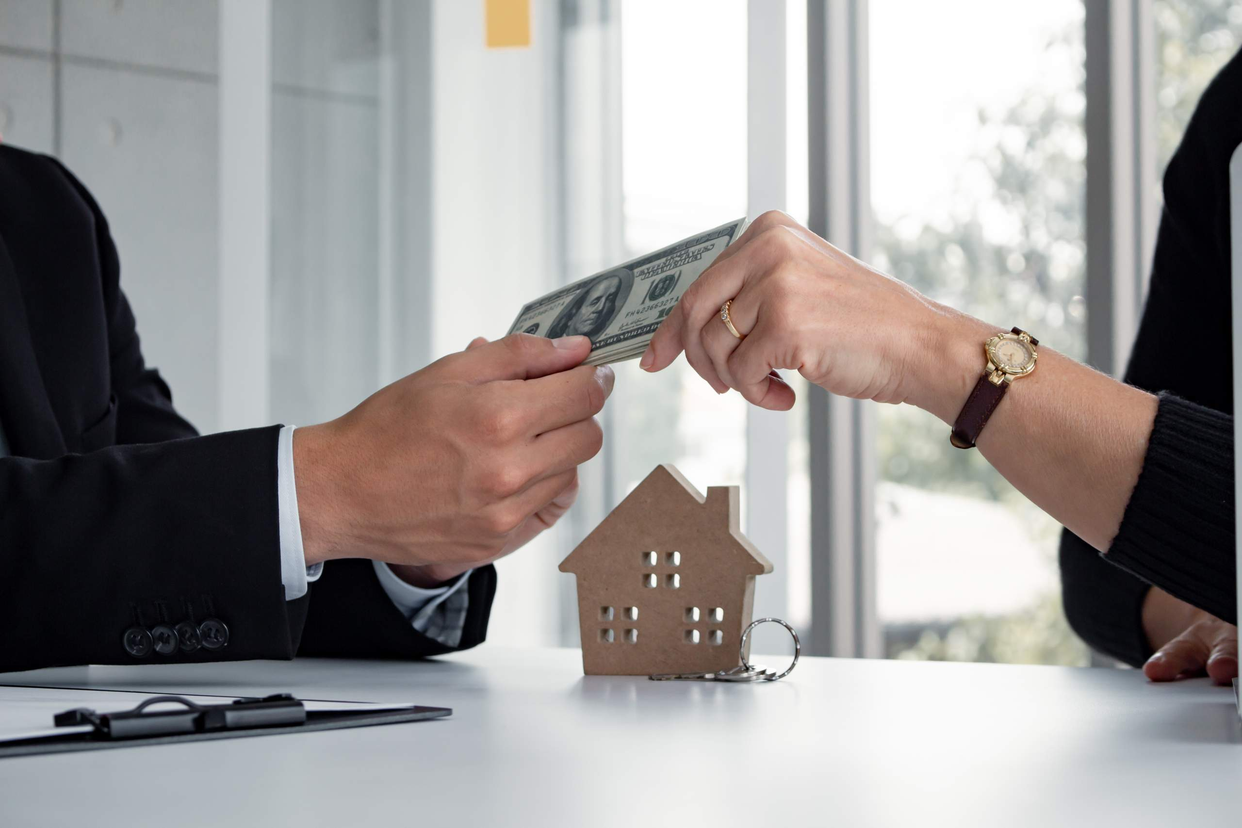 buying first home competitive market