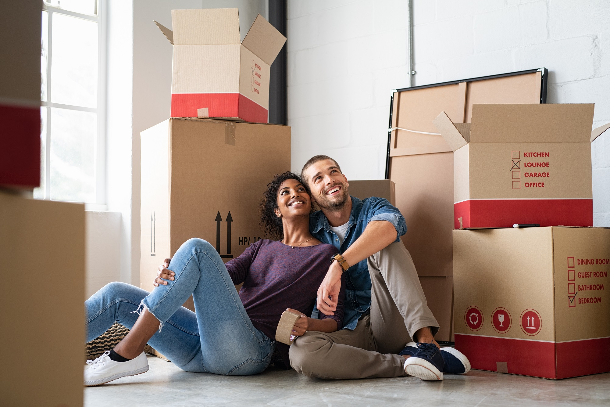 buying first home out of state