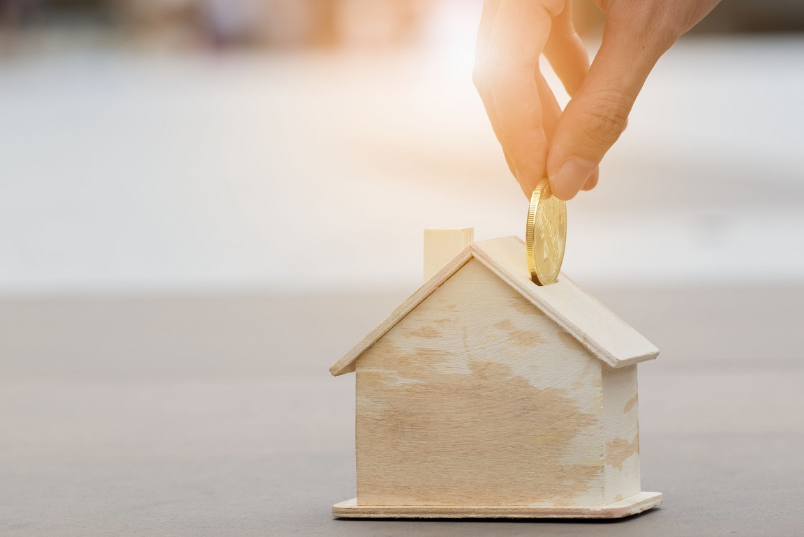 buying first house down payment saving