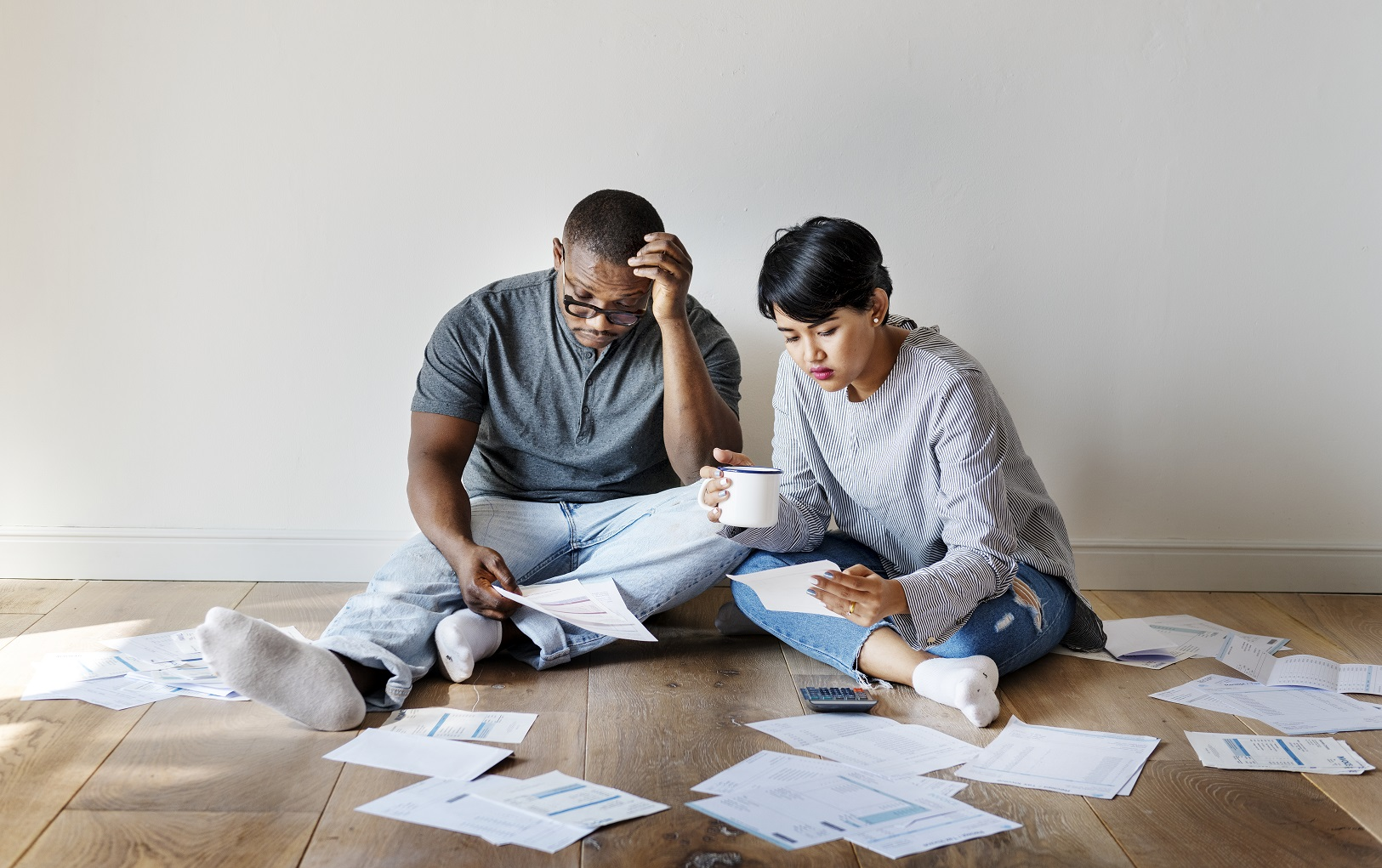 couple can't qualify for fha home financing