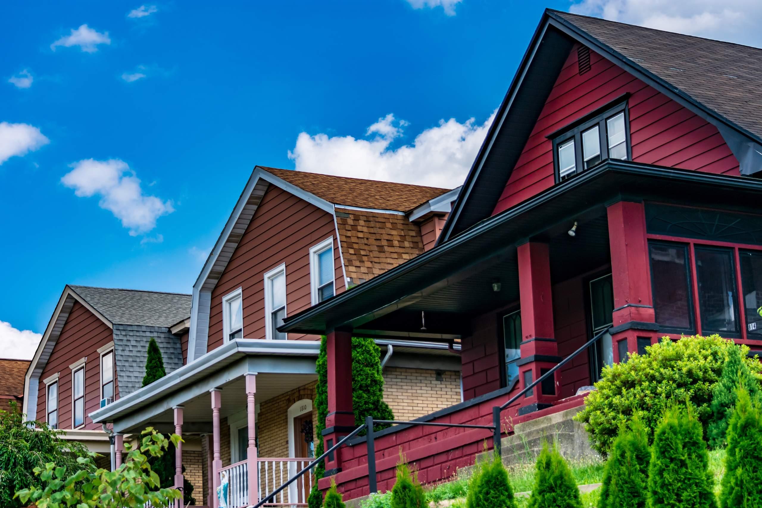 choose neighborhood buying first home