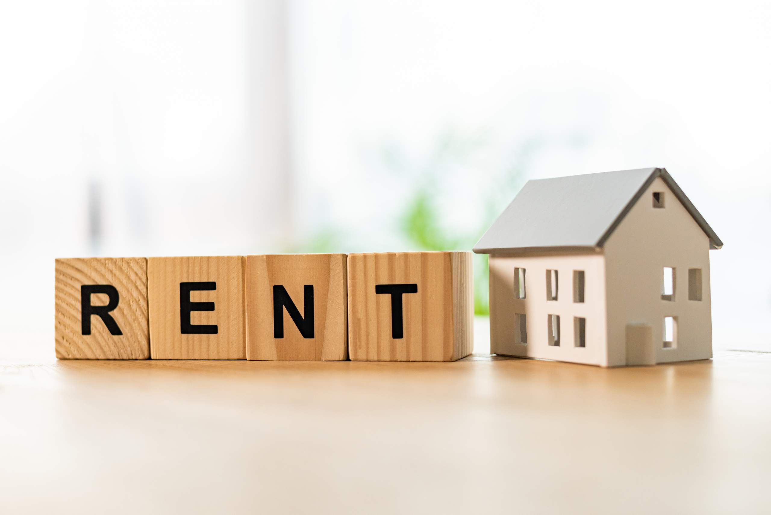 fha mortgage rent out home
