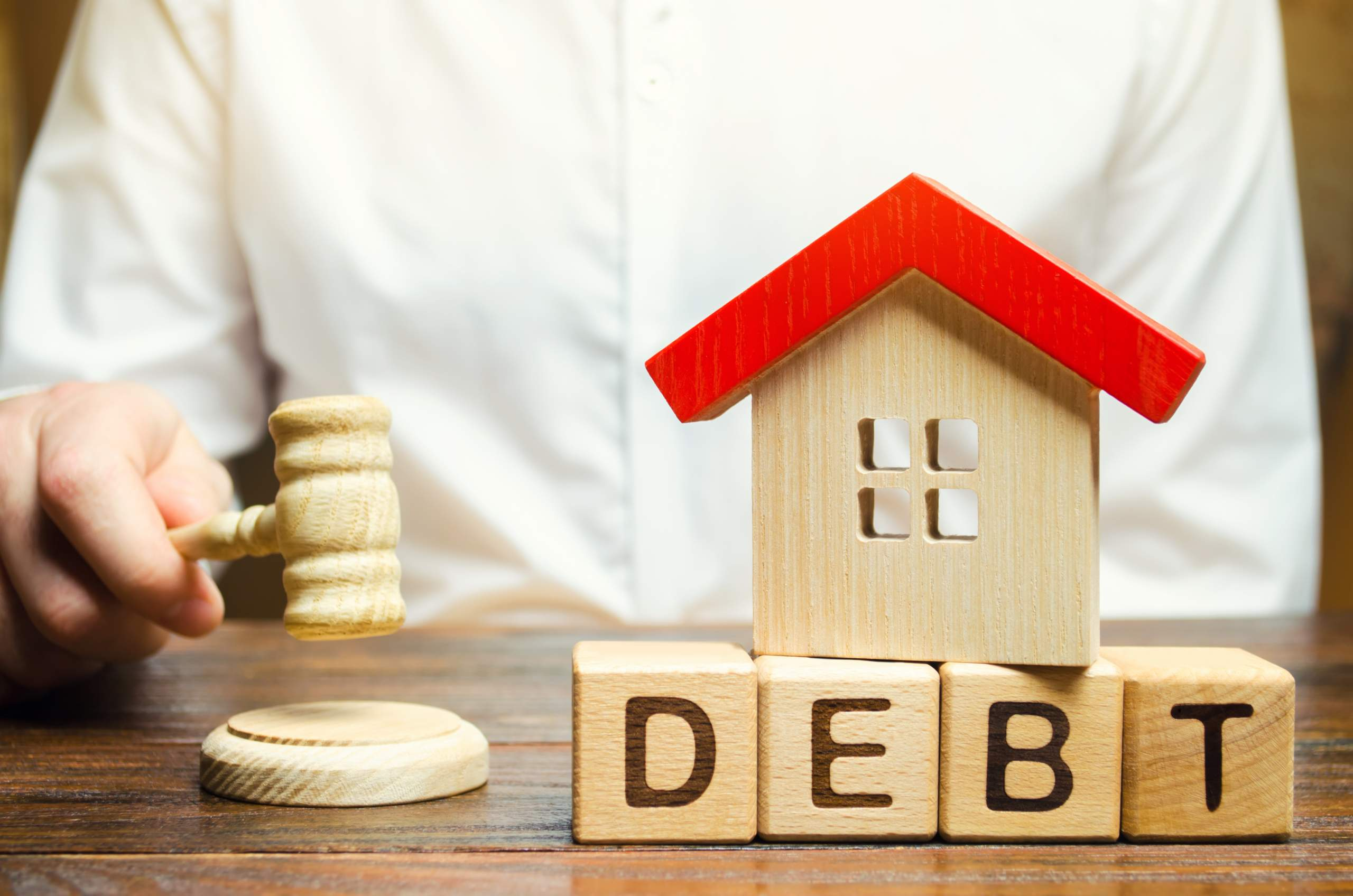 mortgage consolidation loans