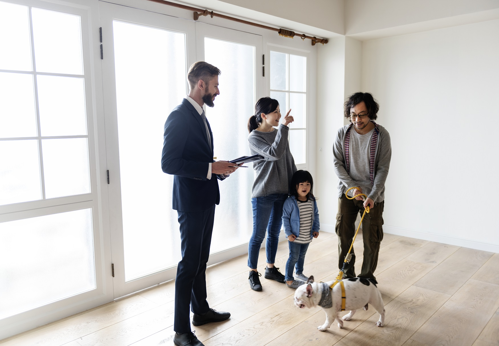 new home buyer mistakes