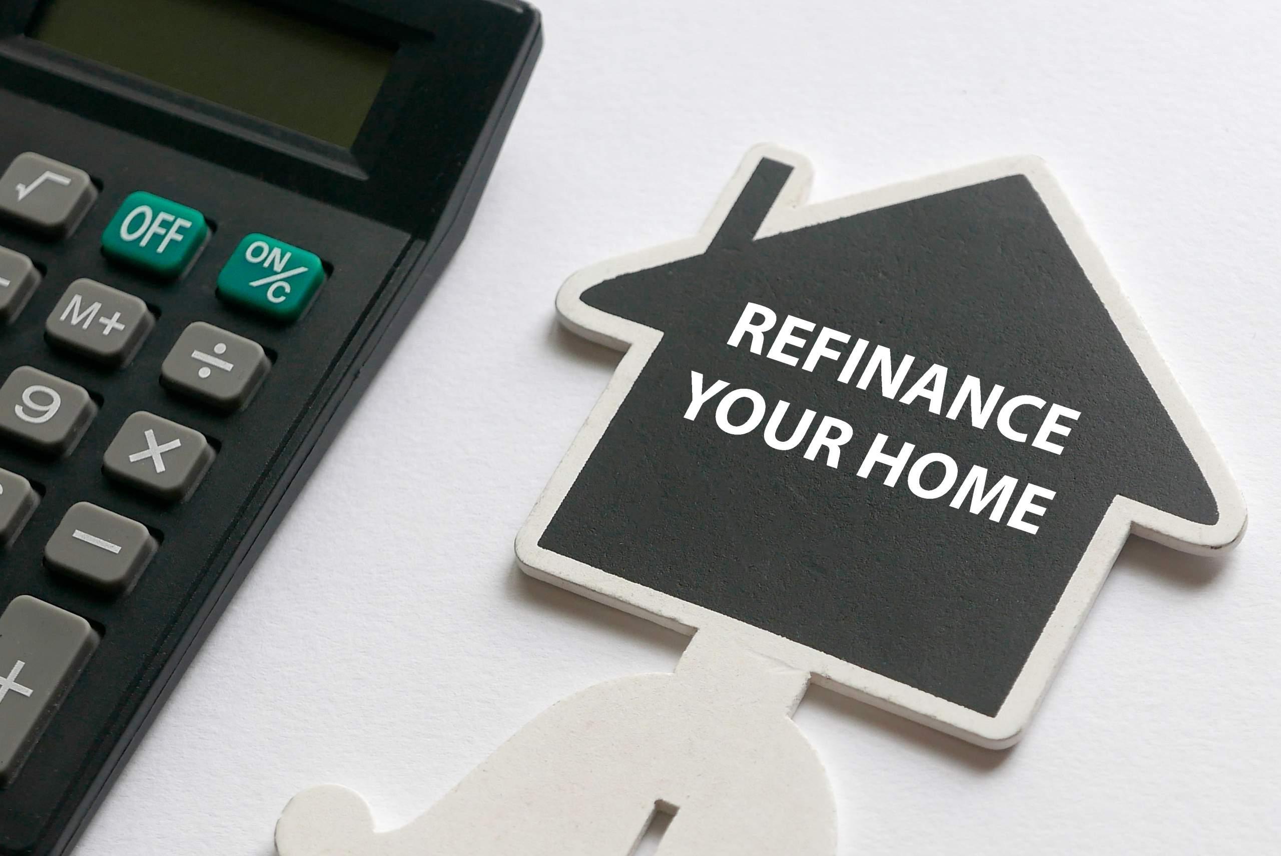 refinance home forbearance