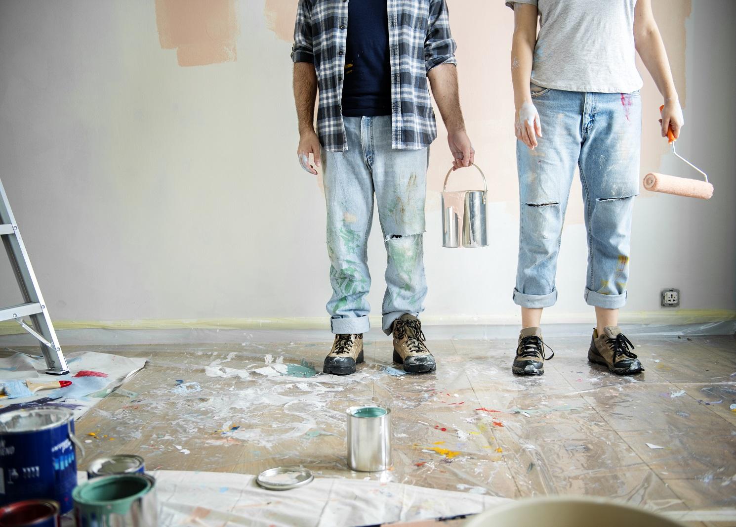 va home loan financing upgrades